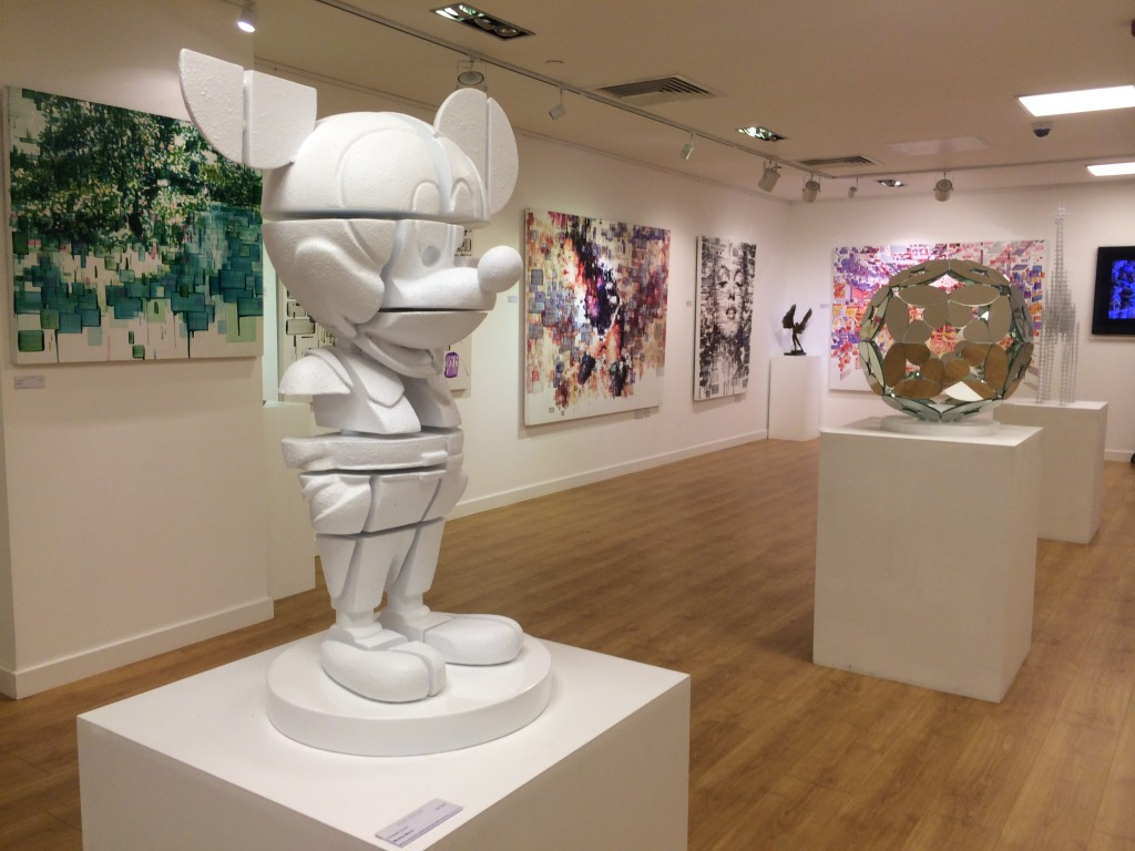 DECODED#LNDN at Hay Hill Gallery
